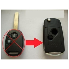 Honda Flip keys Replacement,Duplicate key for Civic,Jazz,CRV,City