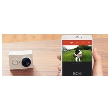 Xiaomi XiaoYi 16MP Sport Action Camera (White) Get it tmrw!