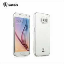 Original Baseus Galaxy S6 S6 Edge Cover Transparent Soft PC Thin Case