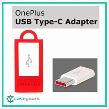 Official OnePlus Micro USB to Type-C Adapter Data Transfer  & Charging