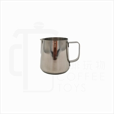 Sharp Mouth Stainless Steel Milk Frothing Steaming Pitcher 12/20/34oz