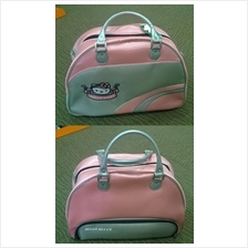 Hello Kitty Pink Original Sports Bag + Shoe Compartment (Fitnes gym