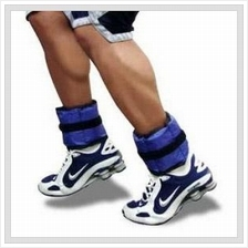 IOI Sports Ankle Weight 12lbs Per Pair (Pemberat ) (Gym Sport Fitness)