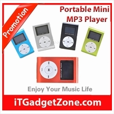 ✈️ Mini Mp3 Music Player With Card Slot - Support Upto 32