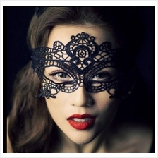 Lace Venetian Masquerade Eye Mask