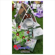 GLASS DECORATION DESIGN OF HANTARAN