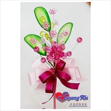 Q-DIP BUNGA TELUR / HAND MADE Q-DIP WEDDING FLOWER