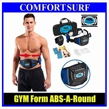 Gym Form Abs A Round Toning Belt 360º Muscle stimulation Slimming Fat