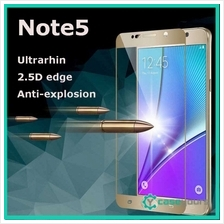 Samsung Galaxy Note 5 S6 S7 Edge 3D Privacy Full Screen Tempered Glass