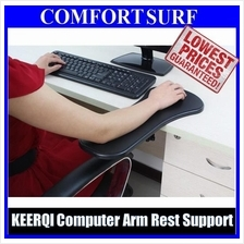 KEERQI Computer Arm Rest Support Desk Table Clamp Use Mouse Keyboard