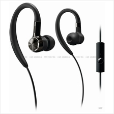 Philips SHS8105A Earhook Headsets . Precise Fit . Powerful Speakers