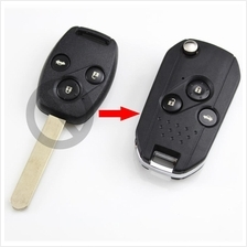 Flip Remote Key Case for 2003- 2010 HONDA Accord