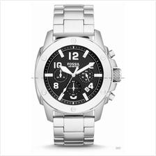 FOSSIL FS4926 Men's Analogue Modern Machine Chronograph Bracelet Black