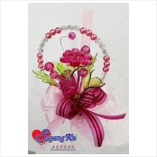 BEADS BUNGA TELUR / HAND MADE WEDDING FLOWER
