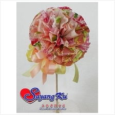 KERTAS BUNGA TELUR / HAND MADE PAPER WEDDING FLOWER KLG 200111