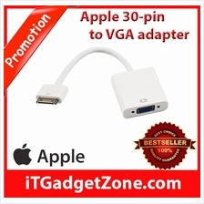 ✈️ Apple 30-pin to VGA Adapter For iPhone iPad