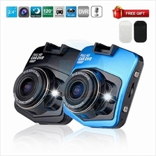 FREE GIFT GT300 Car DVR Camera HD 720P Recorder Sensor Night 120 Angle