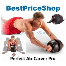 Perfect AB-Carver Pro Six 6 packs Ab Carver Abs Roller Wheel Workout