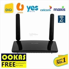 [Star Deal] TP-LINK New MR200 AC750 Wireless Dual Band 4G LTE WiFi Router DiGi