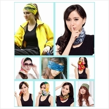 Outdoor Sport Multi Magic Head band Scarf Veil Kerchief Fitness Goft