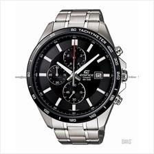 CASIO EFR-512D-1AV EDIFICE chronograph date SS bracelet black