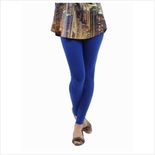 Fashion Quality Leggings Sheer Light Blue