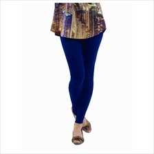 Fashion Quality Leggings Sheer Dark Blue