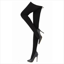 Fashion Basic Long Black Tights