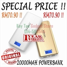 100% Original Pineng Pn999 PowerBank Pn-999 20000 mah Power Bank
