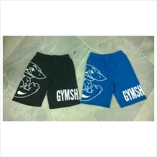 Gym Shark Fitness New Short Pant ( Seluar  sport yoga fitness)