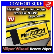 As Seen ON TV Wiper Wizard Windshield Restore / Renew Old Wiper Blade
