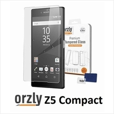 [Ori] Orzly Premium Tempered Glass 0.24mm - Xperia Z5 Compact / Z5C
