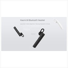 [New version] Original XIAOMI Bluetooth Earphone Headset Volume +/-