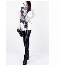 Fashion Skull Design Casual Short Dress With Beads