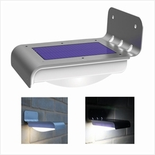 Solar Infrared 16 LED Motion Security Light Lamp Waterproof