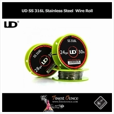 UD SS 316L Stainless Steel Wire Roll Coil (SS316L) Vape **Genuine!