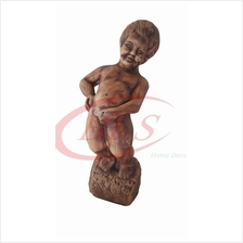 BELGIUM BOY STATUE 645L - WATER FOUNTAIN