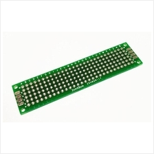 Electronic Component - Donut Board (2x8cm) Double Sided
