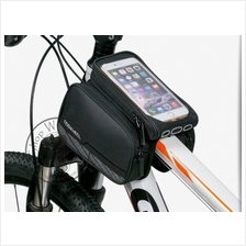 Original Roswheel Top Tube Pouch With Quick Release 5.7' Phone Case