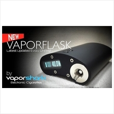Original Vapor Flask by VaporShark DNA 40w 100% Authentic Vapor Shark