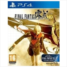 Final Fantasy Type-0 HD R3 (JAP & ENG VOICE / ENGLISH SUBTITLE)