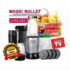 The Amazing 21pcs Multipurpose Magic Bullet Food Processor Blender