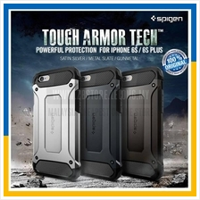 Original Spigen SGP iPhone 6S 6 Plus Tough Armor Tech Case Cover
