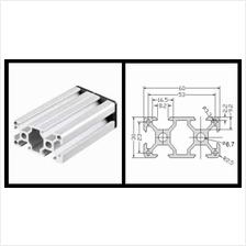 Rigid Industrial 30x60 Aluminium Profile - Length: 100mm -> 1500mm