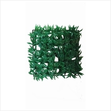 ARTIFICIAL PLASTIC PHILIPPINE GRASS 25CM X 25CM - 5 PIECES