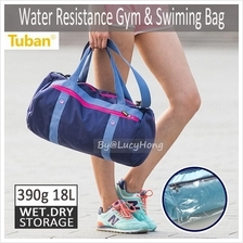 Tuban Gym And Swimming Wet And Dry Storage Hand Shoulder Bag 390g 18L