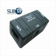 Passive PoE Adapter PPoE for Mikrotik, Ubiquiti, CCTV - Malaysia 6-59V