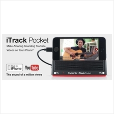 FOCUSRITE iTrack Pocket - Microphone for iPhone (NEW) - FREE SHIPPING
