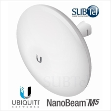 NBE-M5-19 Ubiquiti NanoBeam M5 5GHz 19 dBi PTMP UBNT Malaysia Bridge