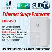 ETH-SP Ubiquiti Outdoor Gigabit Ethernet Surge Protector UBNT Malaysia